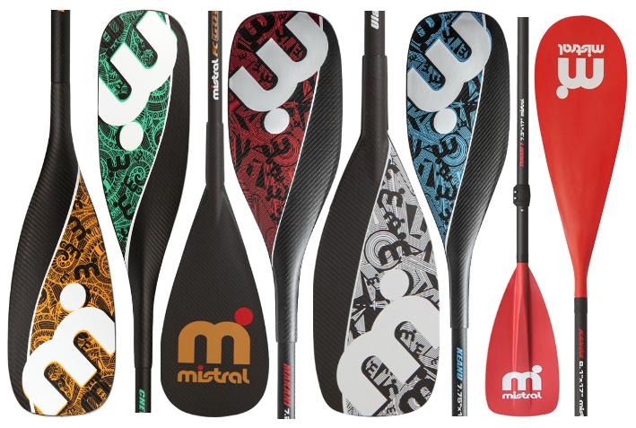 Mistral paddle range