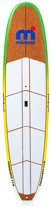 mistral sunburst paddleboard SUP