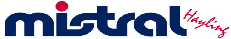 Mistral Hayling logo