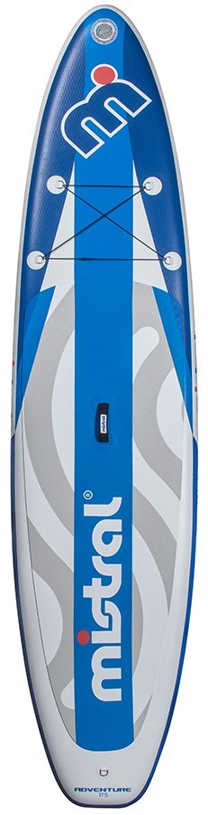 Mistral Adventure 11'5 inflatable paddleboard package