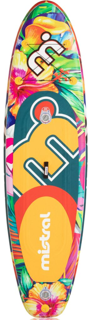 Mistral Limbo 10'5 inflatable paddleboard package