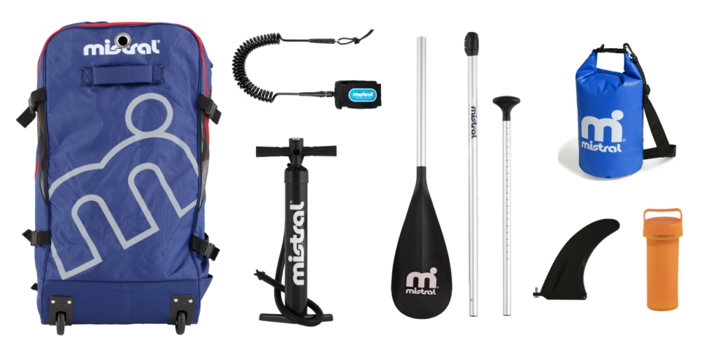 Mistral package accessories